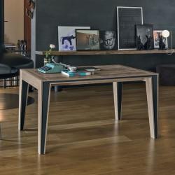 Tavolo allungabile in legno - Exodus 140