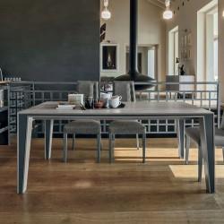 Tavolo allungabile in legno - Exodus 180