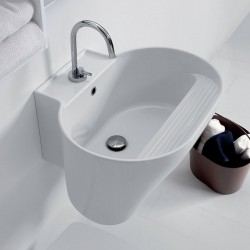 Tino ceramic washbasin