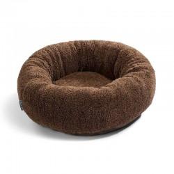 Cat bed in faux fur - Sherpa