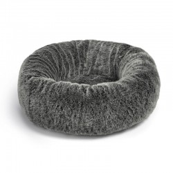 Felpa cat bed in faux fur