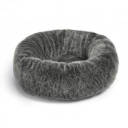 Felpa cuccia per gatto in eco pelliccia