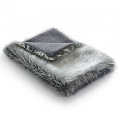 Blanket for dog and cat in faux fur - Lana