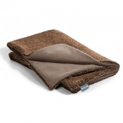 Dog and cat blanket in fabric - Sherpa