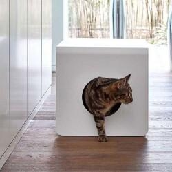 Sito cat litter box in...