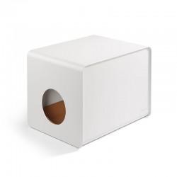 Cat litter box in aluminium - Sito