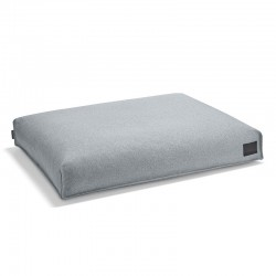 Cushion dog bed in fabric - Divo