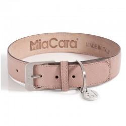 Torino dog collar in leather