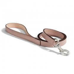 Torino dog leash in leather