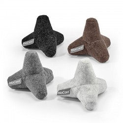 Toy for dog in fabric - Quattro