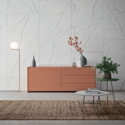 Sideboard with marble top - Clio