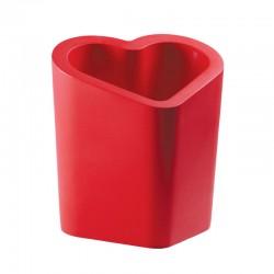 Mon Amour portabottiglie / vaso in polietilene