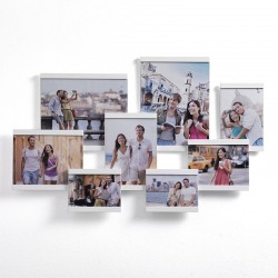Wall photo frame in MDF