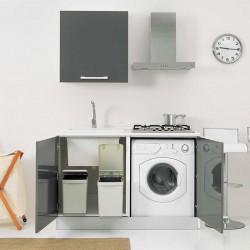 Mini Cucina con vano Lavatrice - Smart