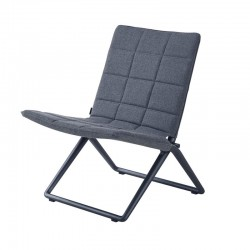 Outdoor Folding lounge chair Traveller