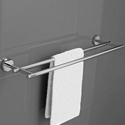 Double Towel holder in...