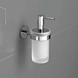 Wall-mounted Soap Dispenser...