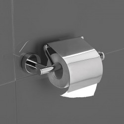 Wall-mounted Toilet paper...