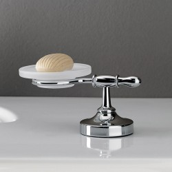 Free-standing Soap Dish -...