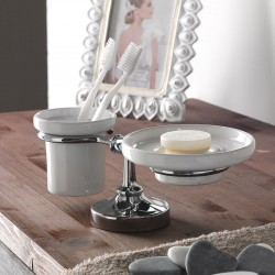 Standing Soap/Toothbrush holder - Serie900