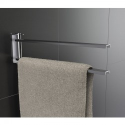 Swivel Towel holder in...