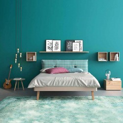 Kids bedroom with large bed - Start Up 05