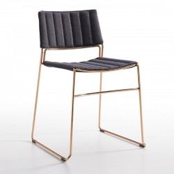 Padded chair - Slim