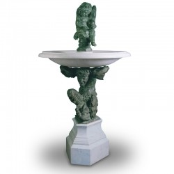 Statua in bronzo - Fontana...
