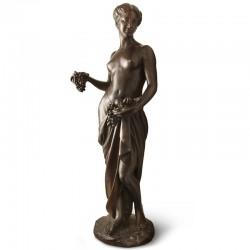 Statua in bronzo - Pomona
