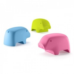 Piggy-bank in polyethylene - Peggy Decorative Objects