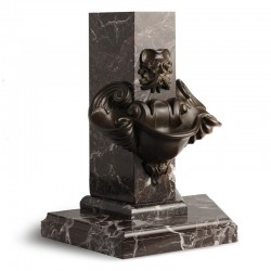Miniatura in bronzo -...