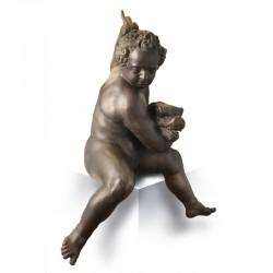 Statua in bronzo - Puttone