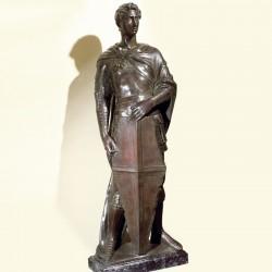 Statua in bronzo - San Giorgio