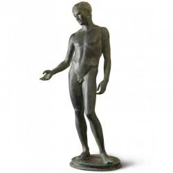Statua in bronzo - Idolino...