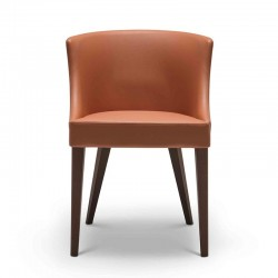 Padded armchair - Elias