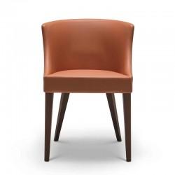 Padded armchair - Elias
