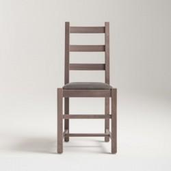Sedia in legno seduta...