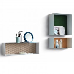 Wall metal shelf - Alma