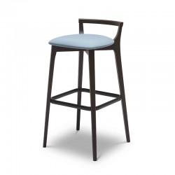 Upholstered stool - Metro