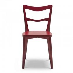Sedia in legno di faggio -...