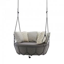 copy of Gravity outdoor sofa in steel