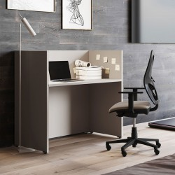 Desk with Cable-way - Federico
