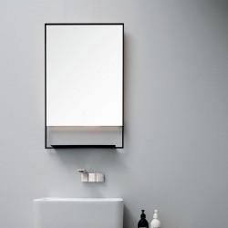 Backlit mirror with shelf - Vip