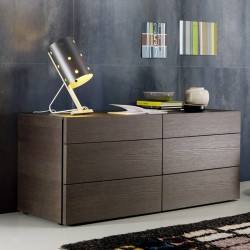 Chest of 6 drawers - Valeo