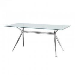 Table with glass top - Brioso
