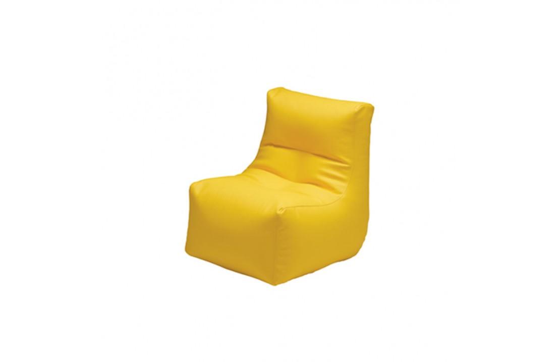 Ecoleather Kids lounge chair - Morfino