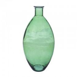 Vase in green glass - Amir