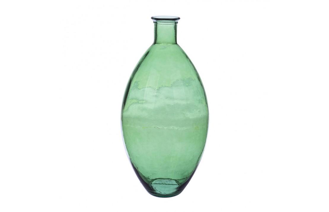 Vaso in vetro verde - Amir