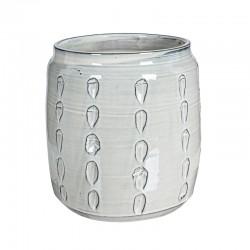 Vase in handmade terracotta - Abel