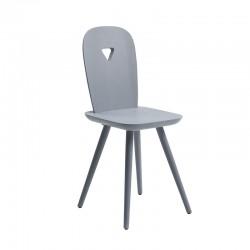 La-Dina ash wood chair